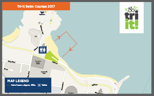 Tri-It Swim Course 2017